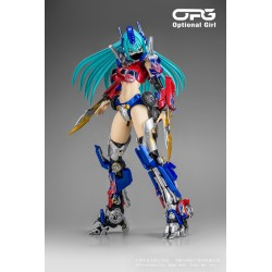 Alien Attack Toys OPG-01 M3 Ver. QingTian