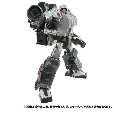 Transformers Premium Finish PF WFC-02 Megatron