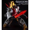 GigaPower Gigasaurs HQ-02R Grassor - Chrome Version