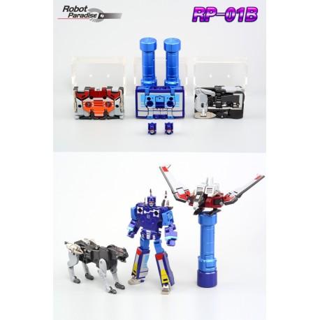 Fans Toys Robot Paradise RP-01B Acoustic Wave