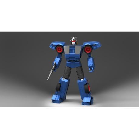 X-Transbots MX-26A Bond & James - America Ver.