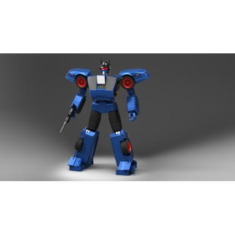 X-Transbots MX-26B Bond & James - Japan Ver.