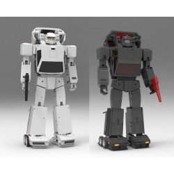 X-Transbots MX-28 Fast & MX-29 Fury