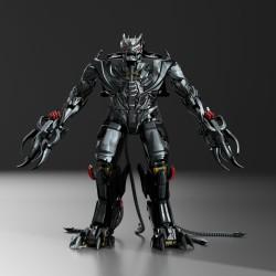 Alien Attack Toys AAT-05 Manicore