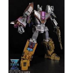 Zeta Toys ZA-07 Bruticon Die-Cast Chest Version Set of 5