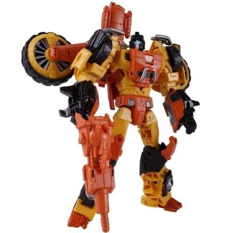 Transformers Takara Generations TG-29 Fall of Cybertron Sandstorm