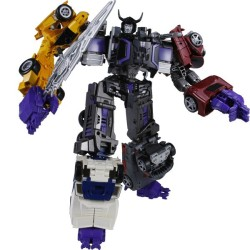 Transformers Unite Warriors UW-02 Menasor