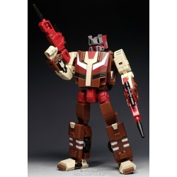 FansProject Function X-0 Code in G1 Color