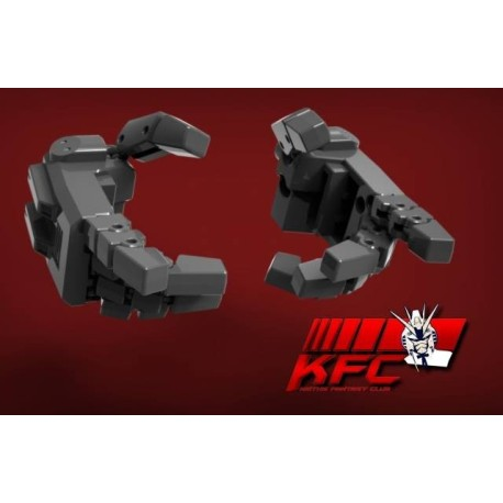 KFC Toys KP-09 Posable Hands for MP-24 Star Saber