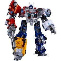 Transformers Unite Warriors UW-05 Convoy Grand Prime