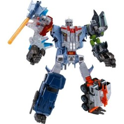 Transformers Unite Warriors UW-06 Grand Galvatron