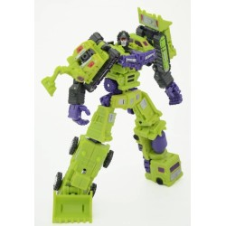 DX9 Toys War in Pocket X07 X-12 Hulkie - Set of 6