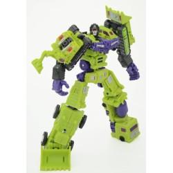 DX9 Toys War in Pocket X07 X-12 Hulkie - Set of 6