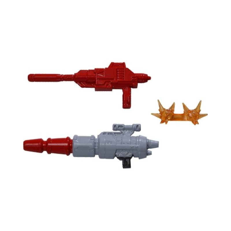 Transformers Masterpiece MP-14+ Red Alert Anime Color