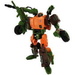 Transformers Takara Legends LG-04 Roadbuster