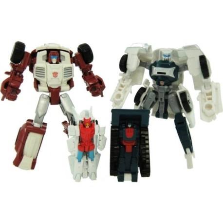 Transformers Legends LG-08 Swerve & Tailgate