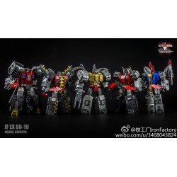 Iron Factory IF-EX06-10 set of 5 Ashura Knights