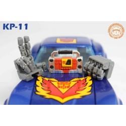 KFC Toys KP-10 Posable Hands for MP-12 Lambor