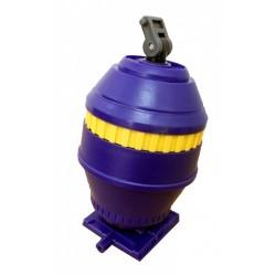 ToyWorld TW-C06 Concrete Purple Mixer Barrel
