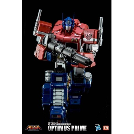 Toys Alliance Mega Action Seriers MAS-01 Optimus Prime