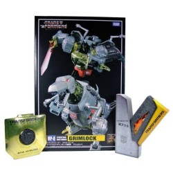 Transformers Asia Exclusive Masterpiece MP-08 Grimlock