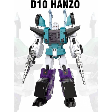 DX9 Toys D10 Hanzo