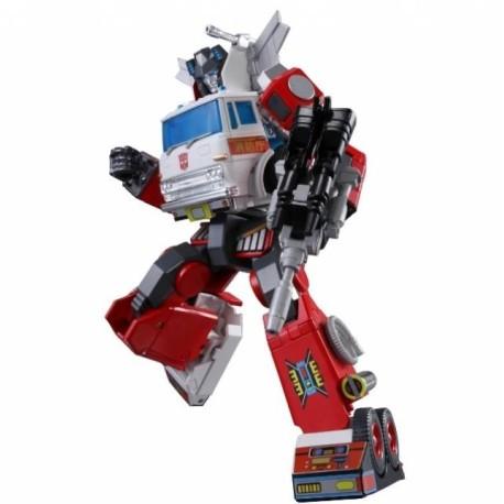 Transformers Masterpiece MP-37 Artfire w/ Targetmaster Nightstick Inferno