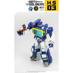 Mech Planet HS-03 Soundtrack /w HS-04 Laser Bird
