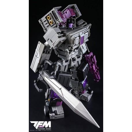 TransFormMission Havoc M-01C Powertrain
