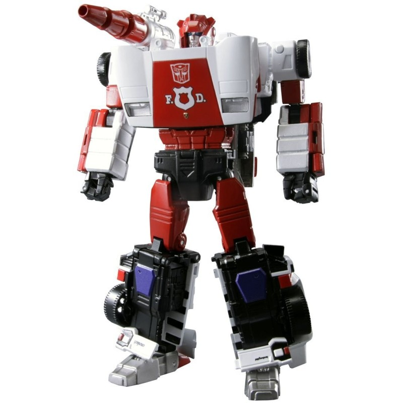 Transformers Masterpiece MP-14 Red Alert - Omegalock