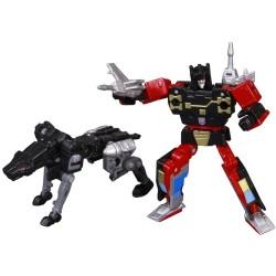 Transformers Masterpiece MP-15 Rumble & Ravage