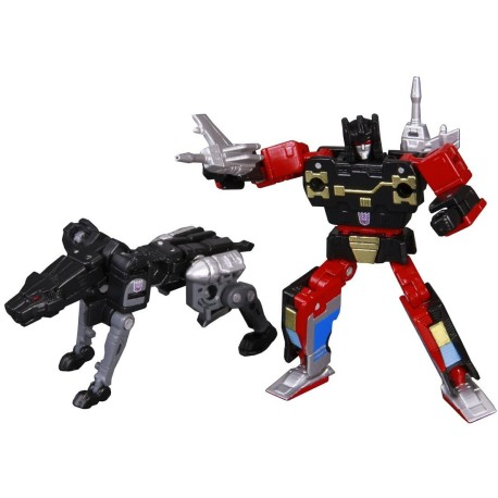 Transformers Masterpiece MP-15 Rumble & Ravage