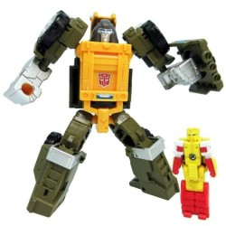 Transformers Legends LG-48 Brawn & Repugnus