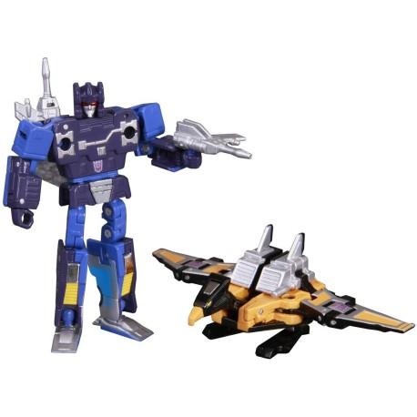 Transformers Masterpiece MP-16 Frenzy & Buzzsaw