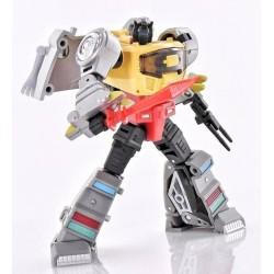 DX9 Toys War in Pocket X21 Thorner