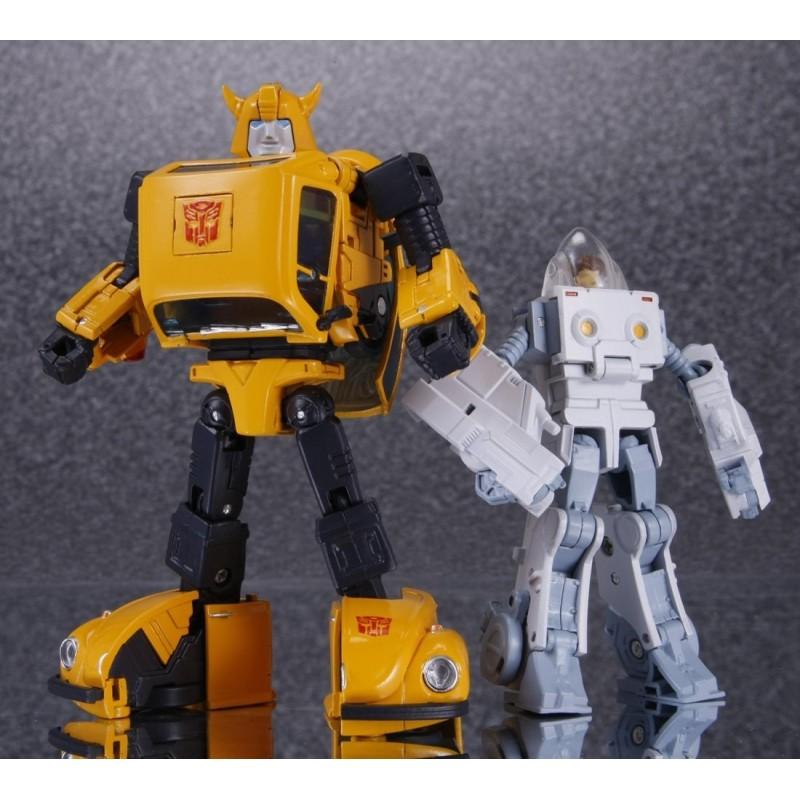 Transformer Takara Tomy Masterpiece MP-21 Bumblebee Reissue