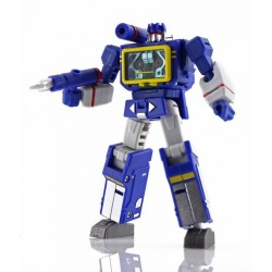 DX9 Toys War in Pocket X33 Sonic Wizard