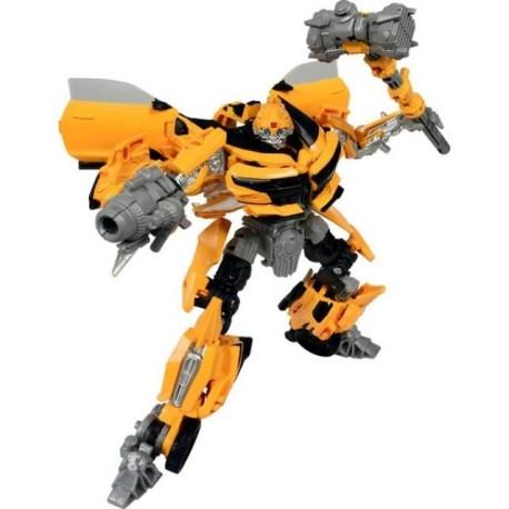 Transformers Movie The Best MB-18 War Hammer Bumblebee