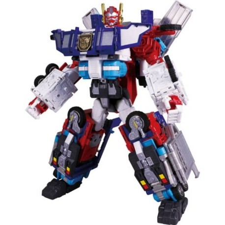 Transformers Encore God Fire Convoy