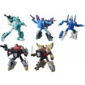 Transformers Power of the Primes Deluxe Set of 5 Wave 2