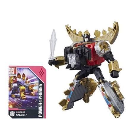 Transformers Power of the Primes Deluxe Snarl