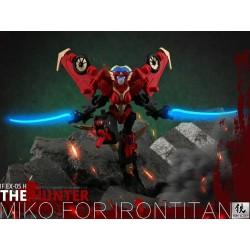 Iron Factory IF-EX05H Iron Giant's Maiden Hunter