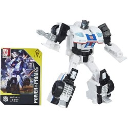 Transformers Power of the Primes Deluxe Autobot Jazz