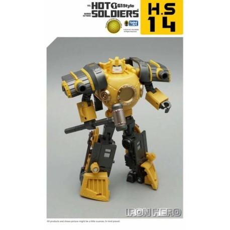 Mech Planet HS-14 Iron Hero