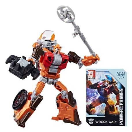 Transformers Power of the Primes Walgreens Exclusive Wreck-Gar