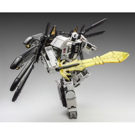 SND 04 X-Mortis Kit for CW Battle Core Optimus Prime