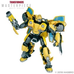Transformers Masterpiece Movie MPM-07 Volkswagen Beetle Bumblebee