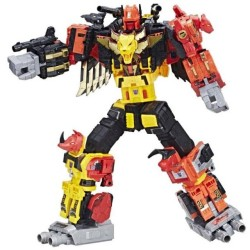 Transformers Power of the Primes PP-31 Predaking -  Set of 5