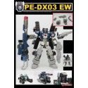 Perfect Effect DX-03 EW Warden Add-on Parts