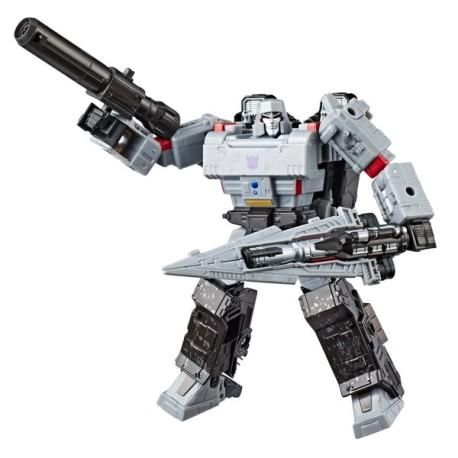 Transformers War for Cybertron Siege Voyager Optimus PrimeTransformers War for Cybertron Siege Voyager Megatron